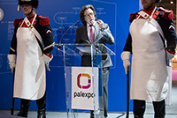 Speech for the opening of « Les Automnales », Palexpo, november 2017.